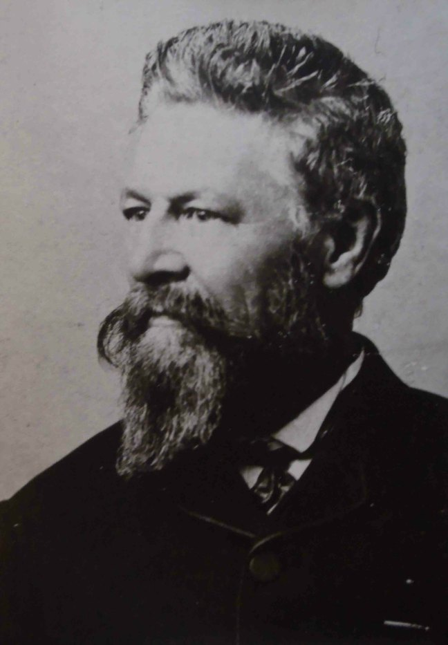 W.B. James Miller Brown (1830-1926), circa 1875