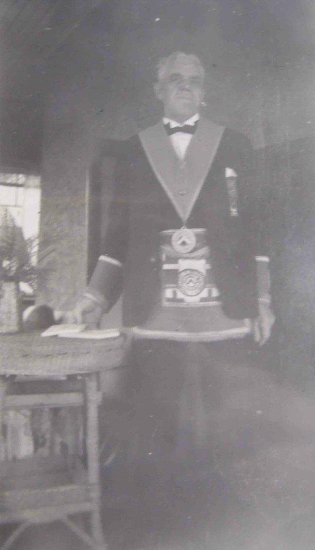John Adam, circa 1940.