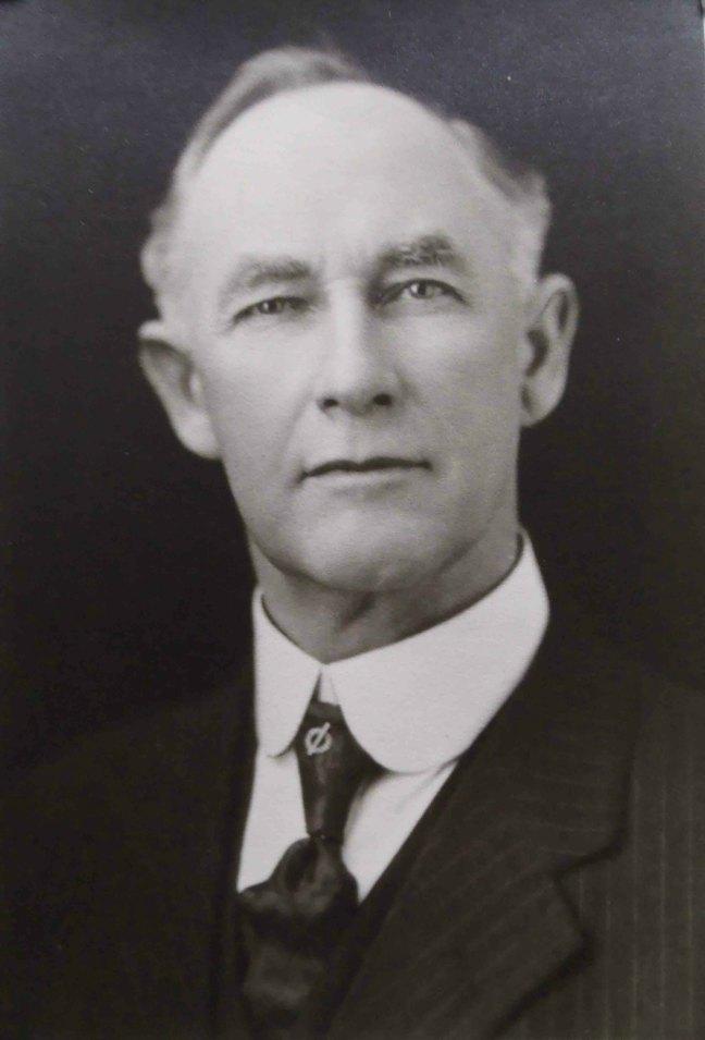W.B. John W. Coburn, circa 1910
