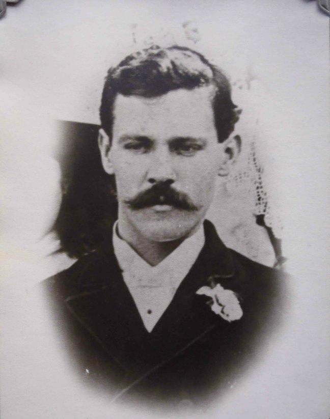 W.B. Joseph Miller Brown, circa 1895