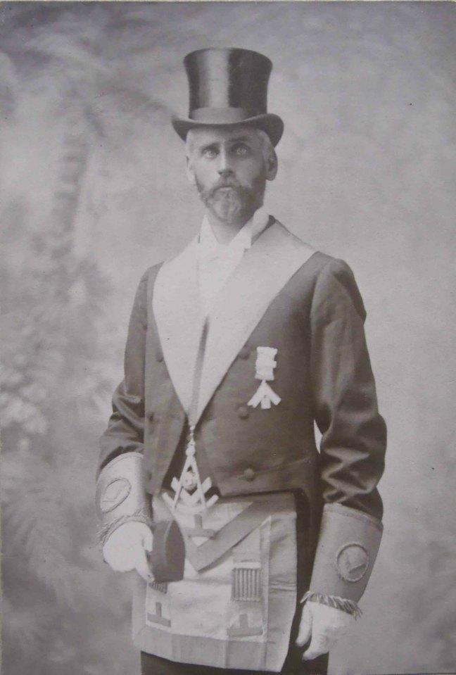 W.B. Peter M. Land (1860-1905), circa 1888