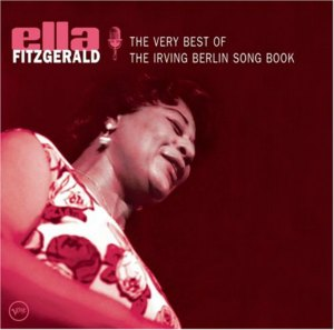 Ella Fitzgerald, Very Best of the Irving Berlin Songbook, CD cover