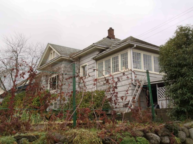 641 Third Avenue, Ladysmith. Built in 1903 for John W. Coburn by Victoria architects Thomas Hooper and C. Elwood Watkins