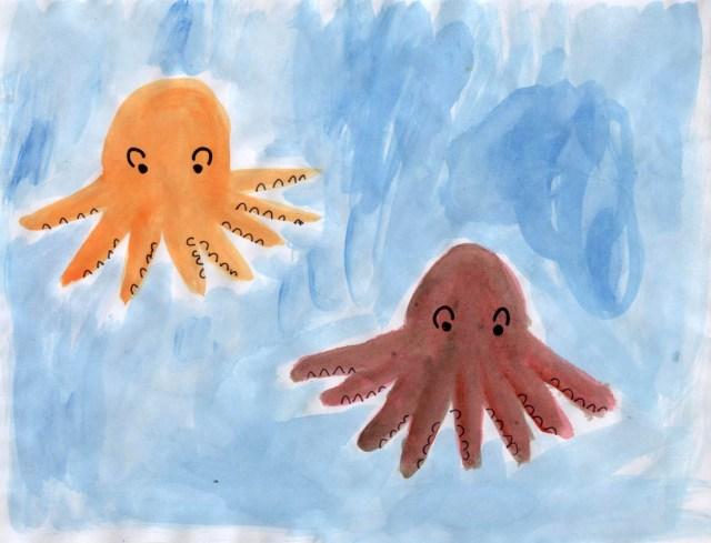 Octopus (Wonderful Wildlife, Book 4) by Ashlee Craft - Octopodes