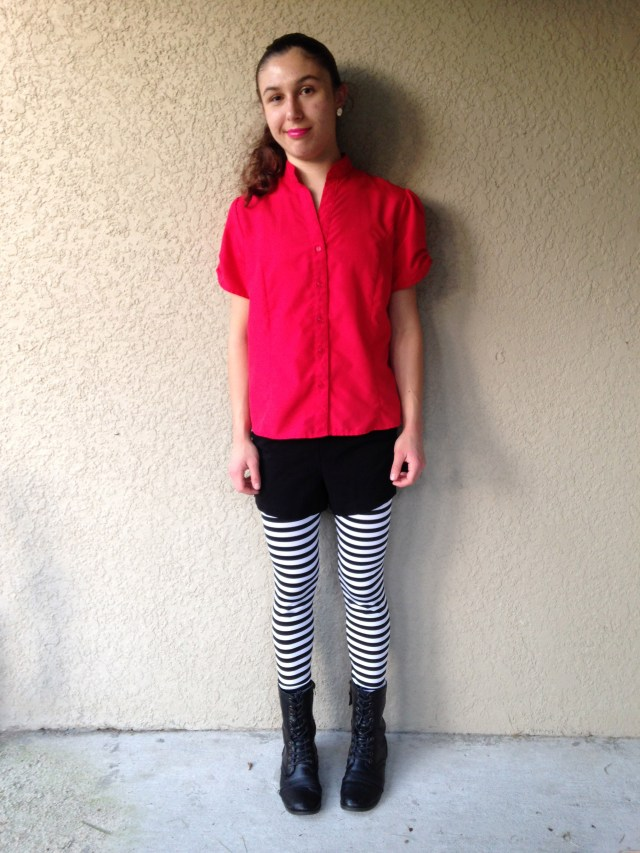 Mime - Recent Outfits of the Day, October 27, 2015 // ashleecraft.com