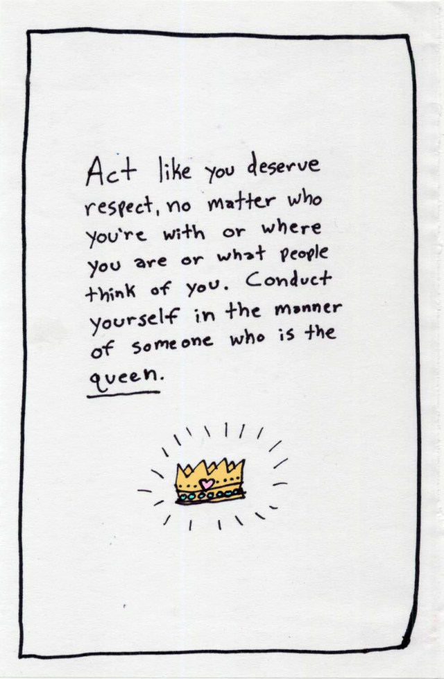 Queen // by Ashlee Craft