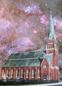 Space Steeple by Ashlee Craft