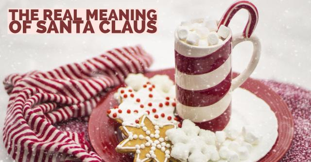 The real meaning of Santa Claus