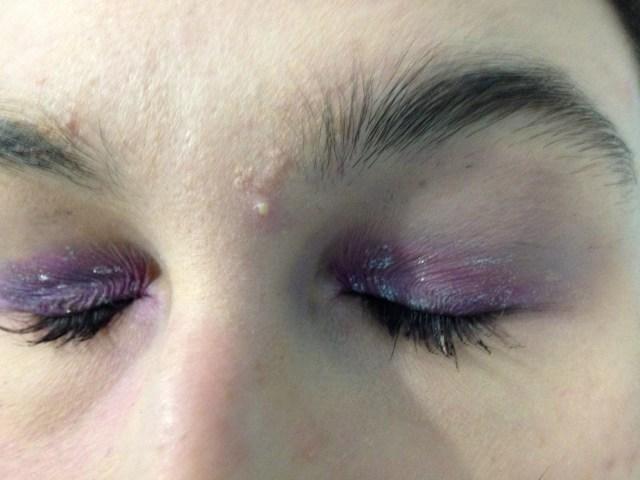 Galaxy Eyelids