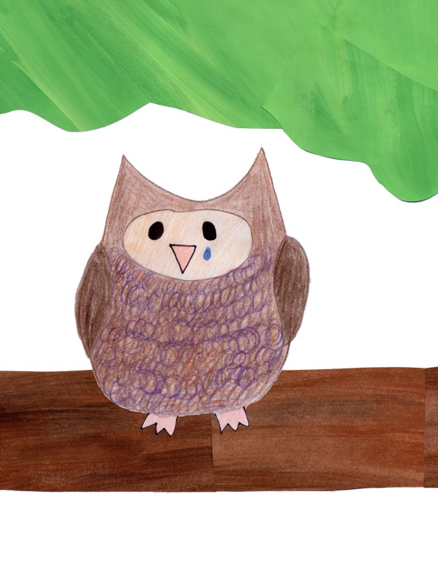 Page 2 - We Love You, Little Owl by Ashlee Craft