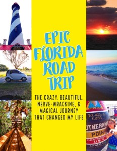 Epic Florida Road Trip by Ashlee Craft