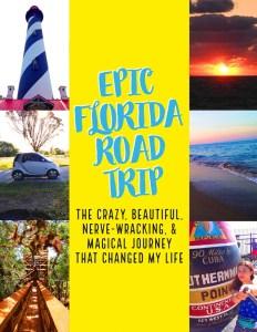 Epic Florida Road Trip by Ashlee Craft