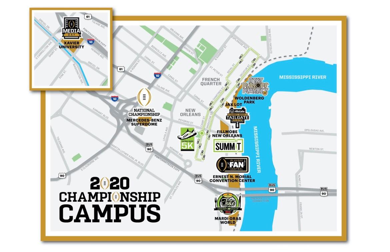 2020 Championship Campus