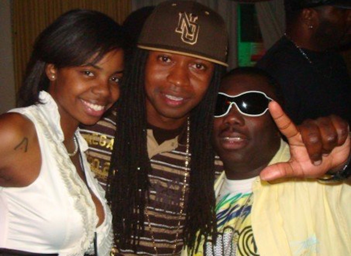 Ashlee, Kango Slim & 5th Weebie