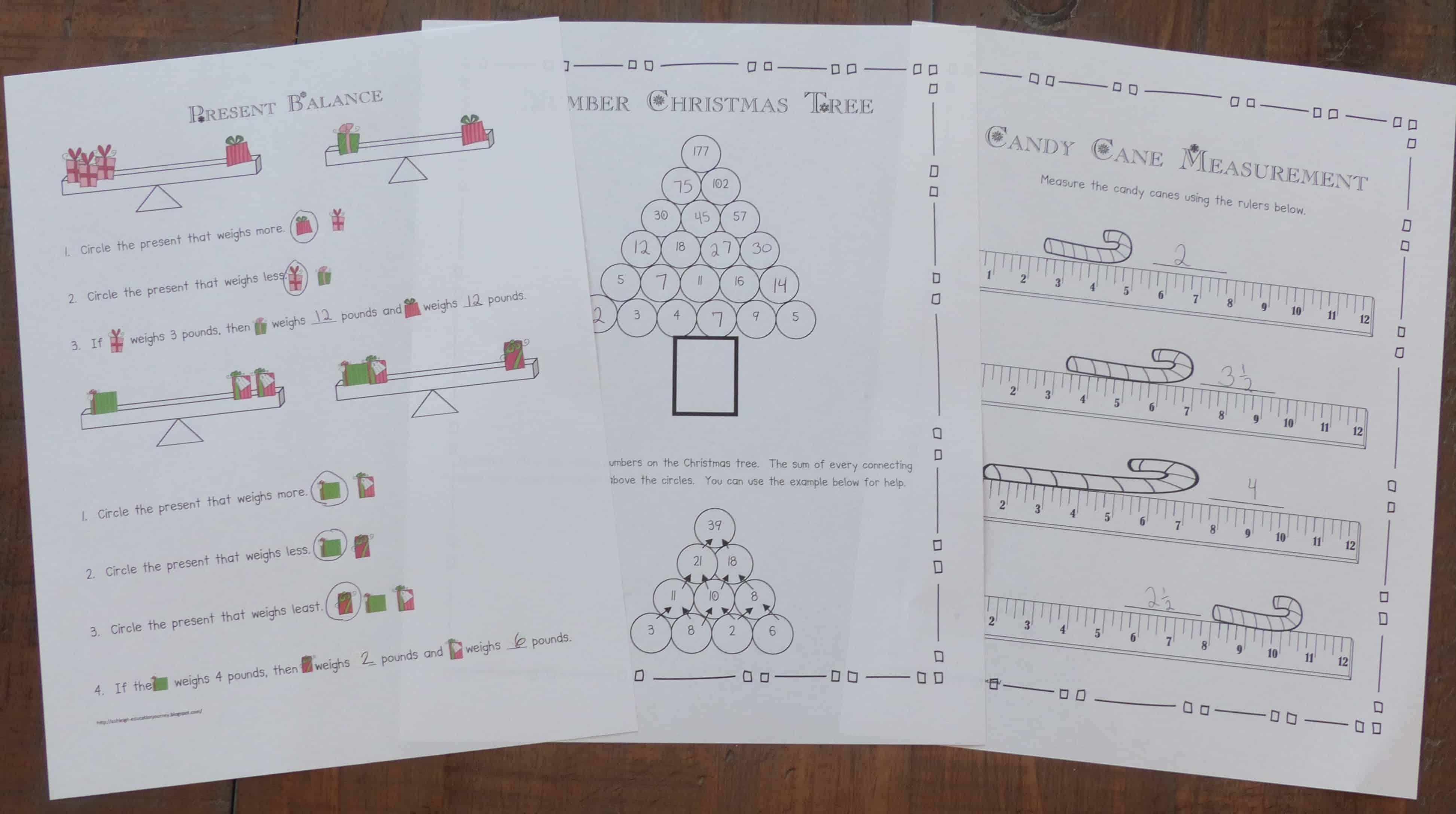 12 Activities Of Christmas