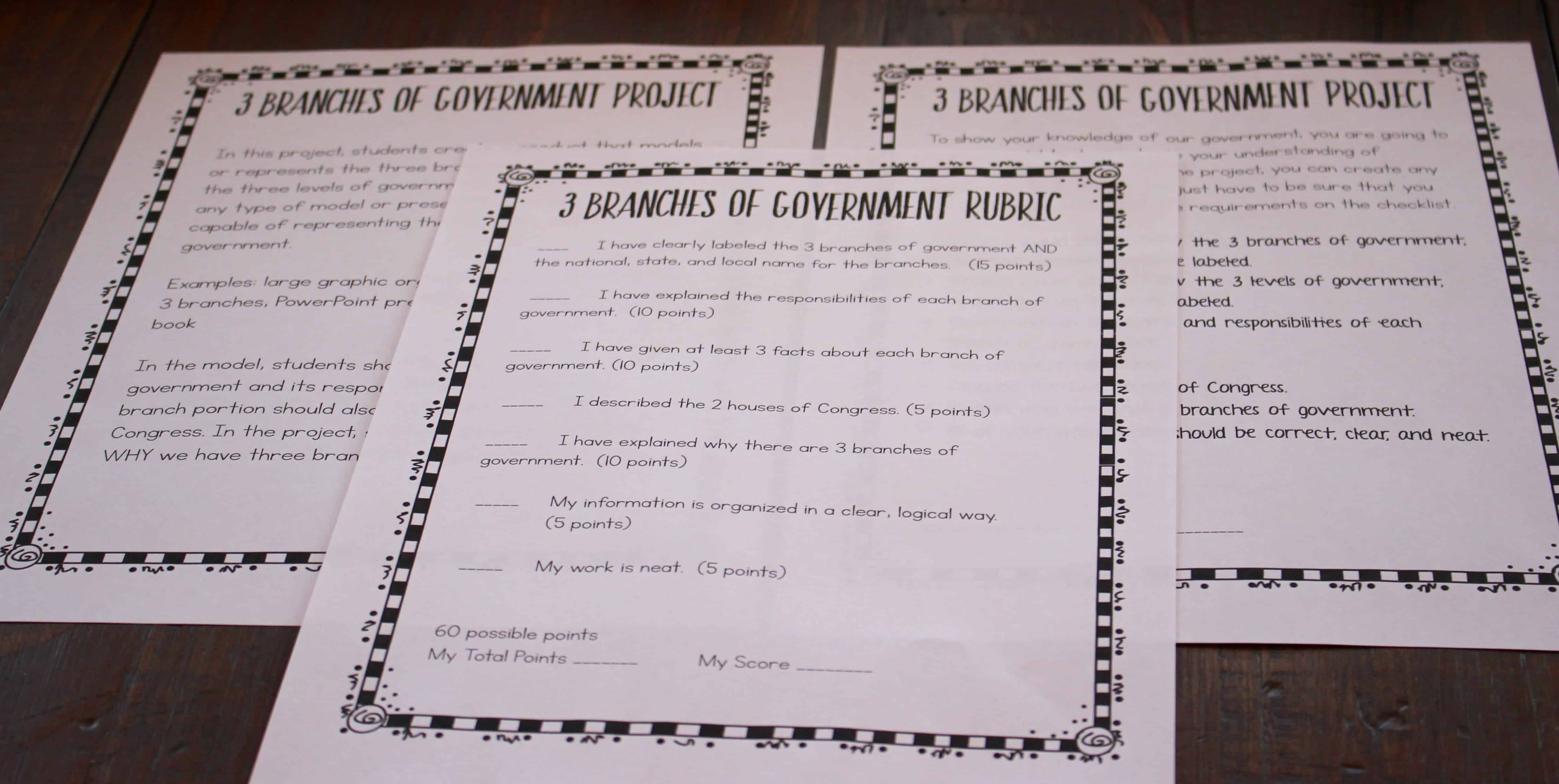Teaching Government