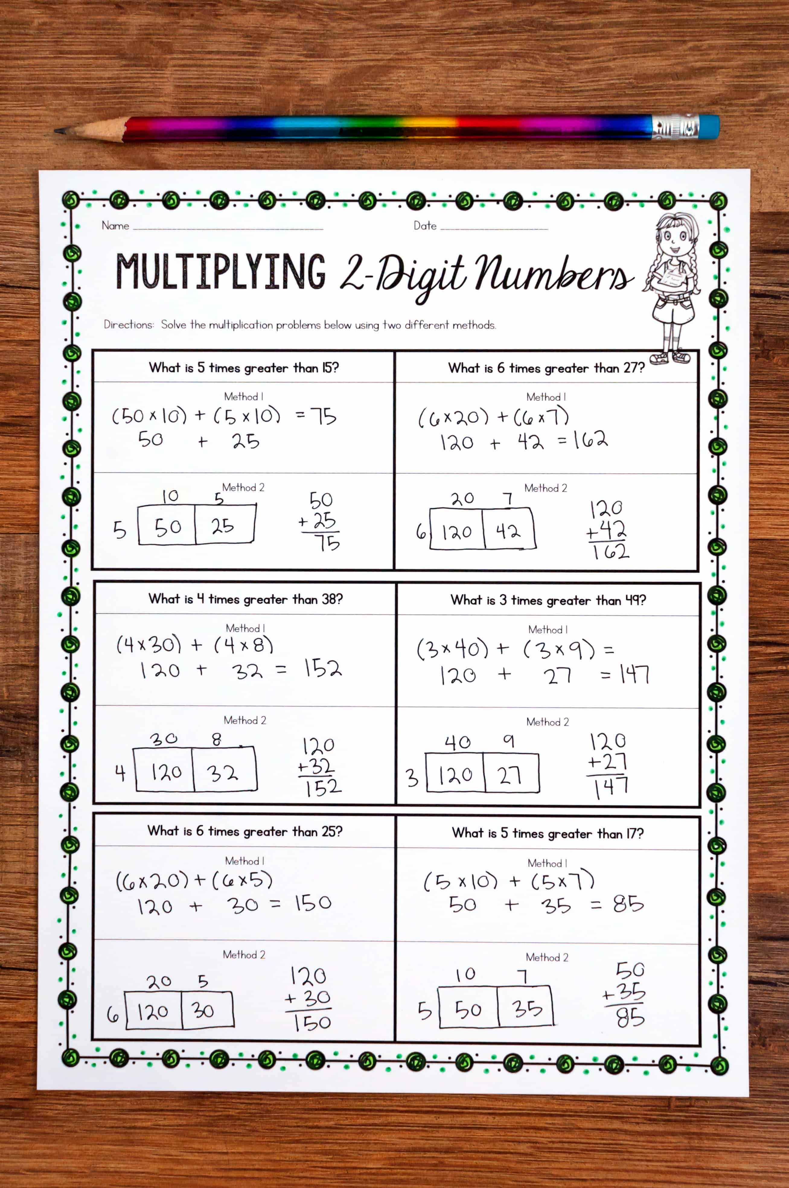 Understanding Multi Digit Multiplication