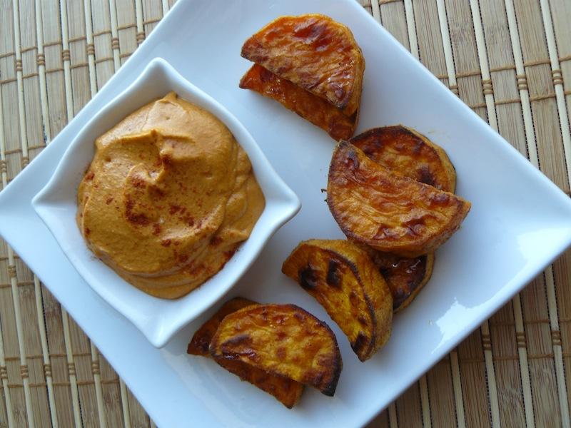 Sweet potatoes roast3