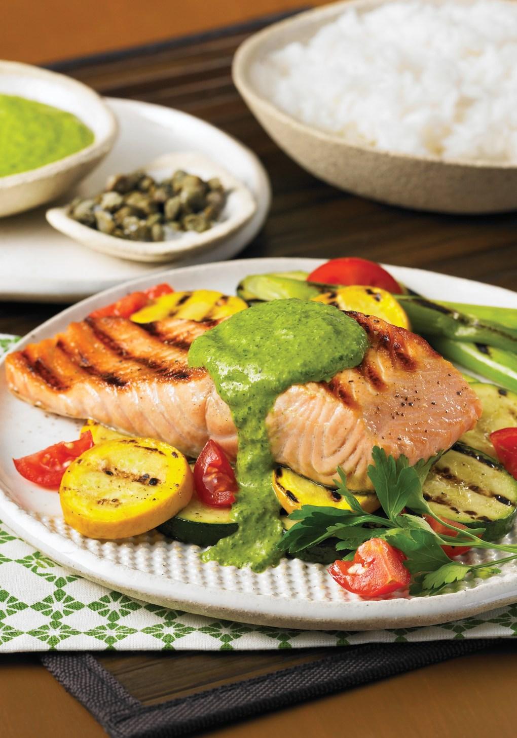 Spanish Salsa Verde