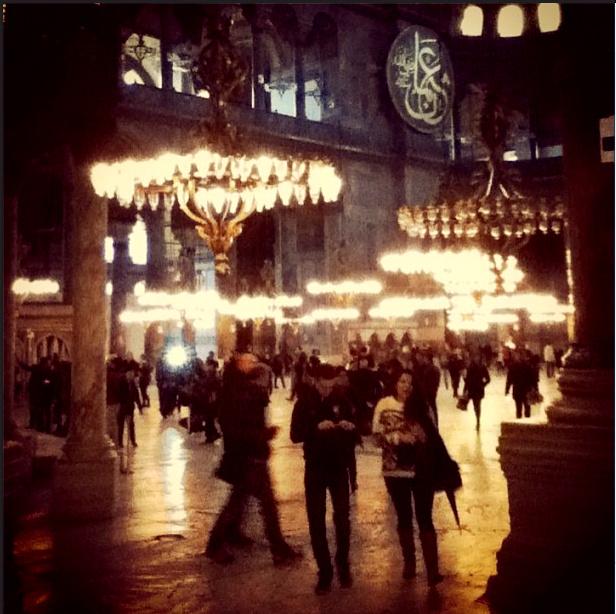 Istanbul by Instagram