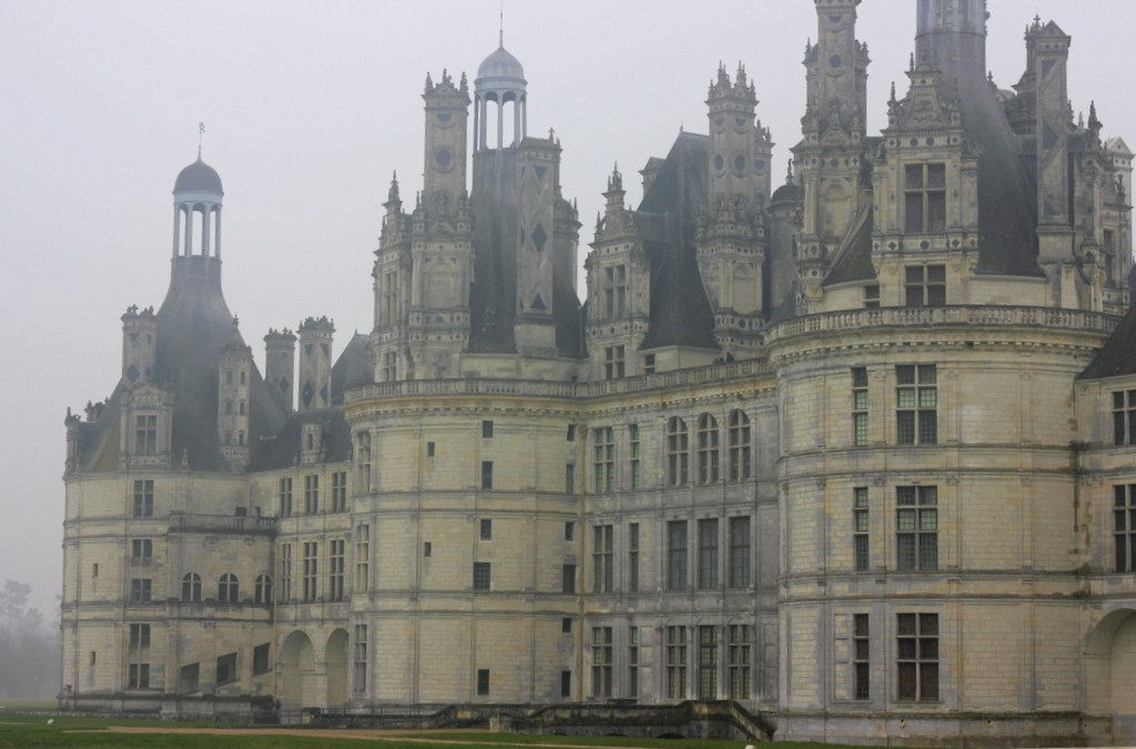 The Loire Valley in the Mist