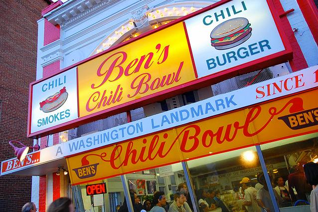 My Local Eats: Washington D.C.