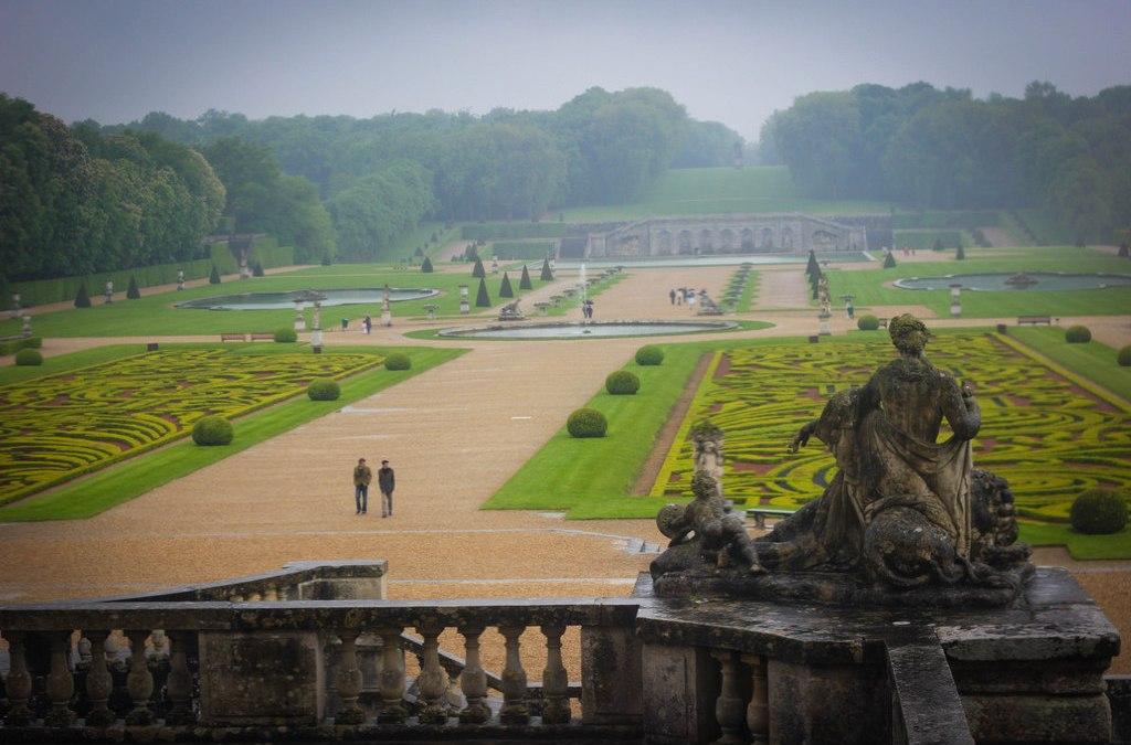 An Hour from Paris: the Beautiful and Tragic Château de Vaux le Vicomte