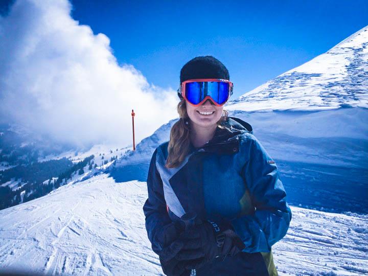 Fulfilling a Lifelong Dream: Skiing in Switzerland