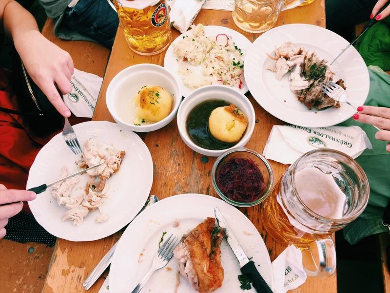 Tips for your first Munich Oktoberfest