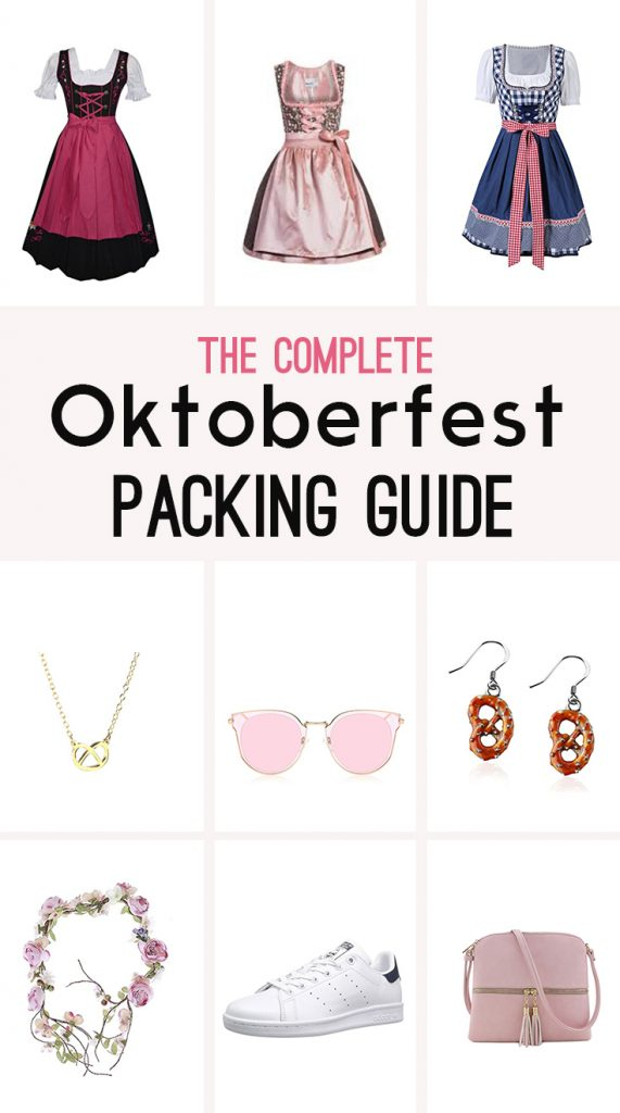 What to wear to Oktoberfest: the complete packing list