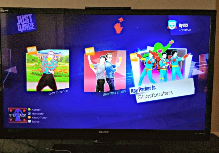 My Latest Obsession Just Dance 2014 Ashley Brooke Nicholas