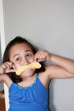 The Lorax Mustache Prop - {My Life Space Moments}