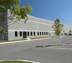 Industrial Property for Lease in Michigan - Delta Distribution Center Bldg 2