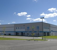 Industrial Property for Lease Michigan - Orion Commerce Center Ground Photo