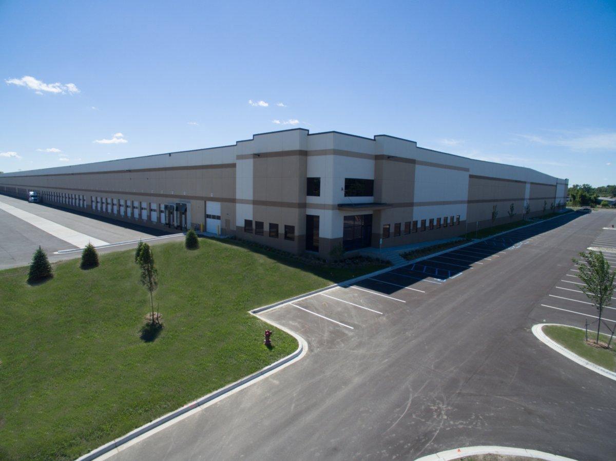 Tri-County Commerce Center - Case Study Photo