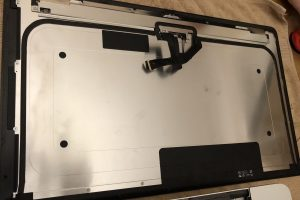 iMac 2012 Back of Screen