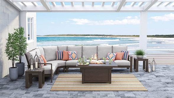 ashley furniture to debut outdoor furniture line at casual market chicago this summer