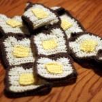 Crochet Toast Scarf