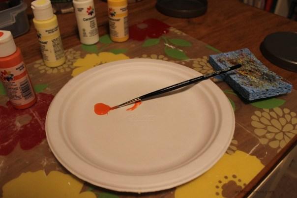 Da Vinci Size 4 Paint Brush