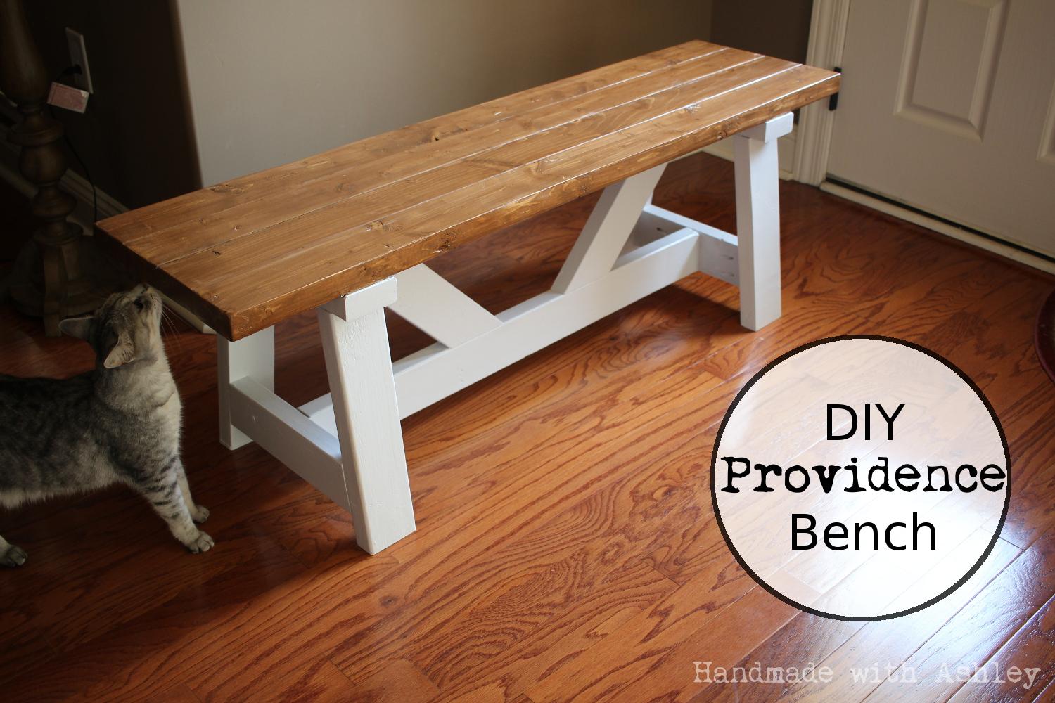Prime Diy Providence Bench Plans By Ana White Handmade With Ashley Ncnpc Chair Design For Home Ncnpcorg