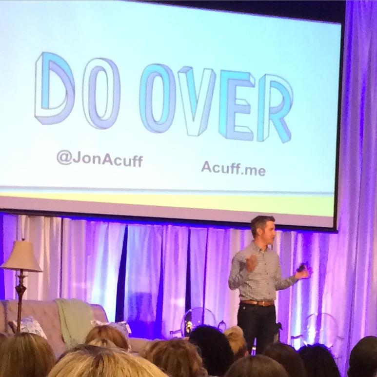 Opening keynote with Jon Acuff