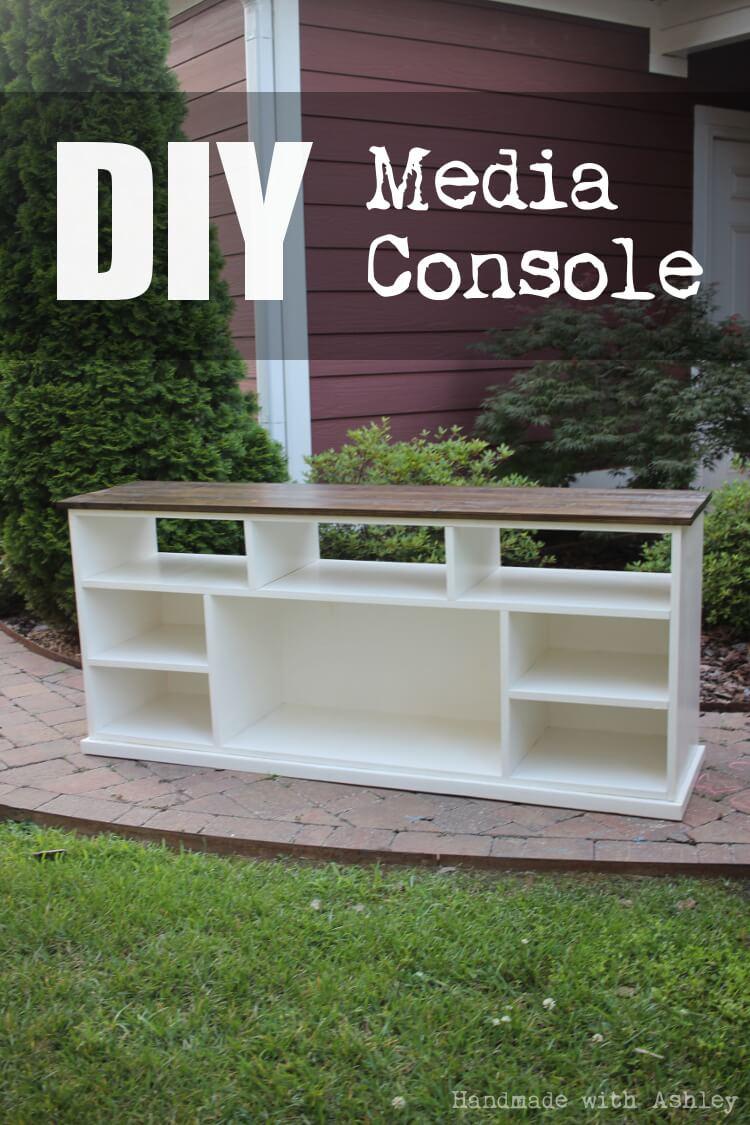 DIY Apothecary Console