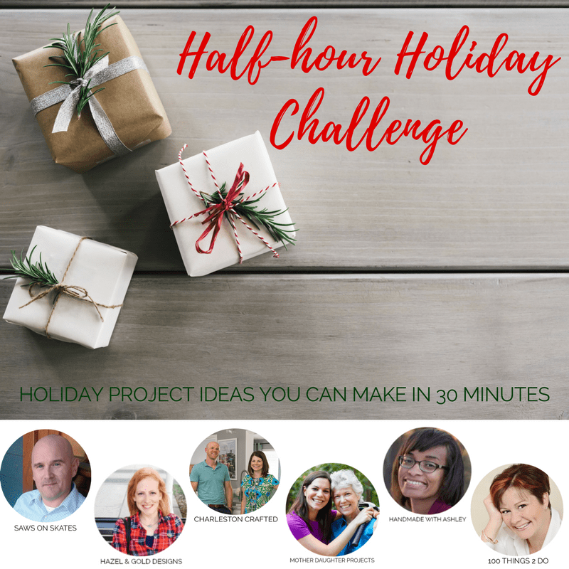 Half-Hour Holiday Challenge