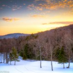 Killington Sunrise HDR