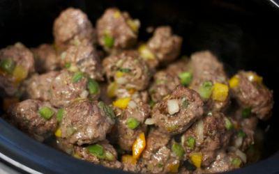 Gluten-Free Ginger Meatballs