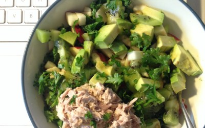 Give Your Weekday Lunch a Salad Makeover