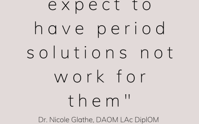Fighting to End Period Pain with Dr. Nicole Glathe & Elix