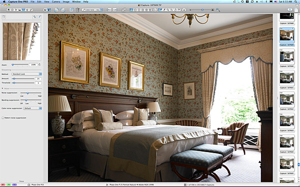 Bedroom Suite at the Kildare Hotel Spa & Golf Club