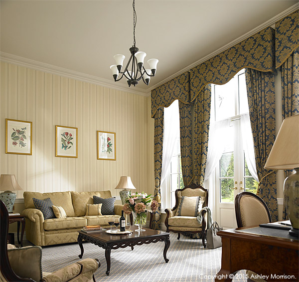 The Liffey Deluxe suite at the Kildare Hotel Spa & Golf Club.