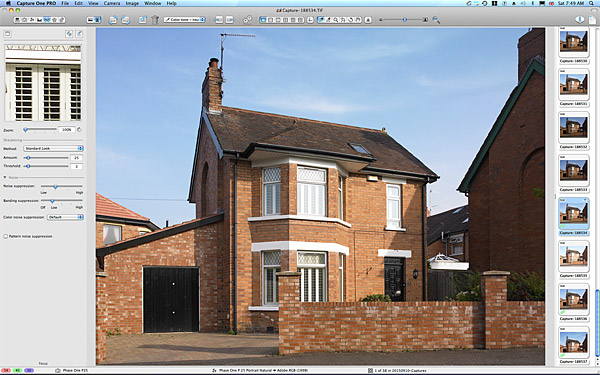 Lisa & Conor McCann's detached house located in the Rosetta area of Belfast.